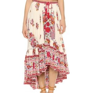 Spell & The Gypsy Hotel Paradiso Skirt AUTHENTIC